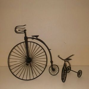 Other - Bicycles Wire Figurines or Jewelry Holder
